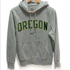 Nike Oregon Ducks Hooded Sweatshirt Size Small